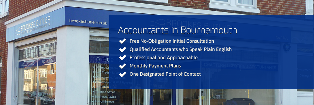 Dorset accountants - Brookes Butler
