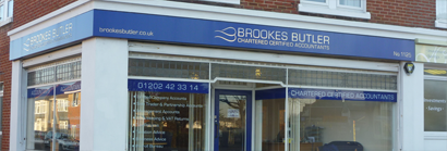 Brookes Butler Chartered Certified Accountants, Bournemouth, Dorset
